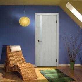 Межкомнатные двери с покрытием ПВХ-пленки Цвет Старый дуб