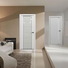 Межкомнатные двери с экошпоном