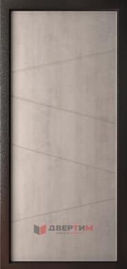 Входная дверь Техно ФЛ-6 Бетон серый
