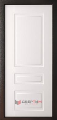 """Входная дверь Termo """"Сибирь"""" ФЛ-3 белый"""