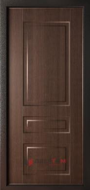 Входная дверь Блэкс ФЛ-3 Дуб темный