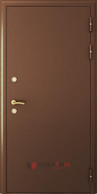 """Входная дверь Termo """"Сибирь"""" ФЛ-3 венге капучино"""