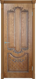 Александрия - 2, дуб медовый (ПГ) Interne Doors