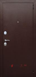 Входная дверь Гарда металл/металл
