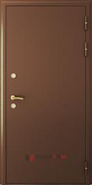 """Входная дверь Termo """"Сибирь"""" ФЛ-3 венге капучино AGAT"""